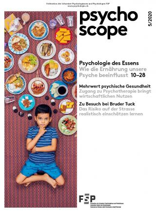 Cover Psychoscope 5/2020